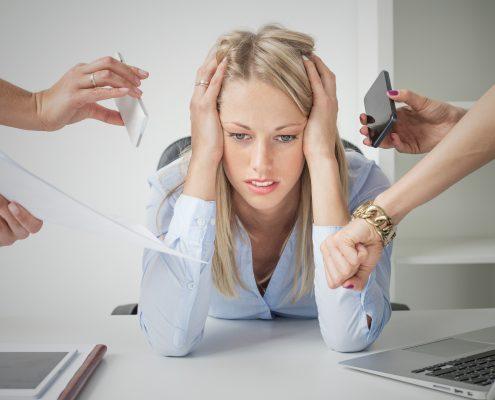 krill et burnout